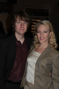 LCO's Alison Janes With Husband