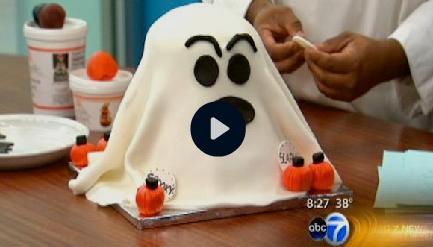Baby Shower Cake  Cake Boss Halloween Cakes
