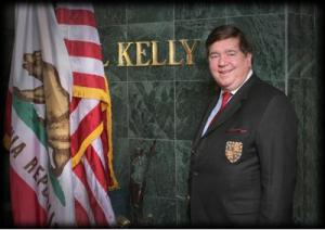 Michael Kelly, the founder of the Michael Kelly Law Firm in Santa Monica
