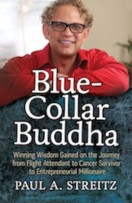 Author of Blue Collar Buddha - Paul Streitz, seen in a featured interview with WGN