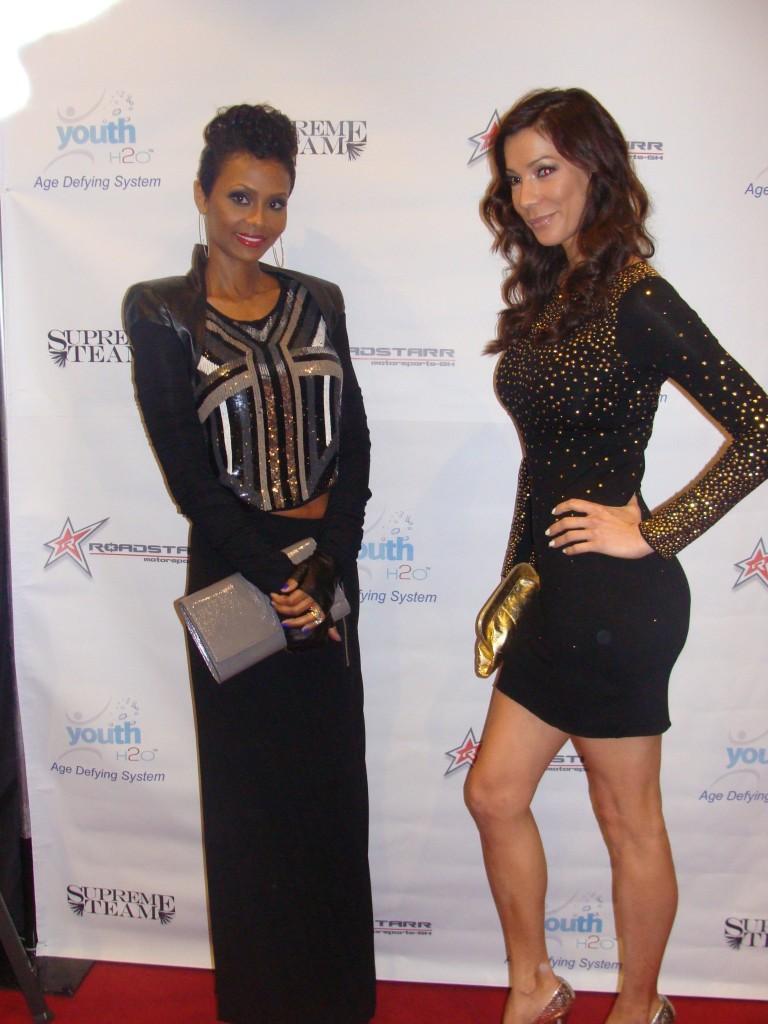 Tasha Marbury & Suzie Ketchum
