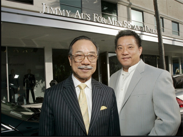 jimmy and alan au